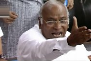Mallikarjun Kharge in-charge of party affairs in Maha