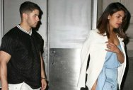 Priyanka Chopra arrives in India with Nick Jonas