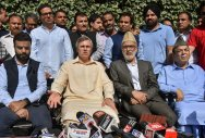 Omar blames NDA govt for spurt in militancy