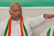 BJP unlikely to go for early Lok Sabha election: Kharge