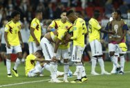 Colombia fall short of expectations