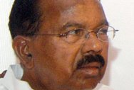 Won't be a surprise if Nitish quits NDA: Veerappa Moily