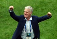 Deschamps hand at another French revolution