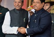 Meghalaya CM rubbishes reports of PDF pulling out