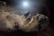 Asteroid fragment discovered in Botswana