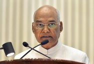 Number of girls in IITs distressingly low: Kovind