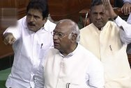 Time allotted to oppn in debate inadequate: Kharge