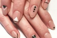 Check out six chic nail trends