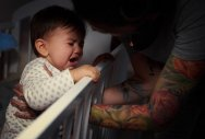 Cry-it-out parenting could backfire