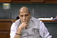 Law against lynching if must: Rajnath