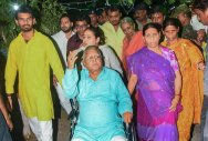 Lalu, wife, son summoned as accused in IRCTC scam case