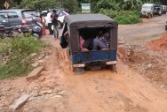 Potholed roads a nightmare for residents of Mandalpatti