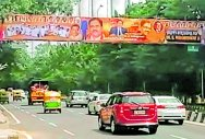 Flexes, banners sprout up on DyCM's birthday