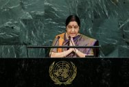 Swaraj to address UN General Assembly on Sept 29