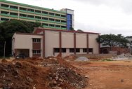 Students, teachers oppose 'illegal' auditorium
