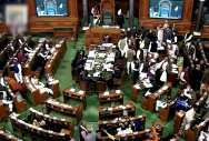 Ruckus in Lok Sabha over Rafale deal