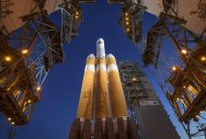 World's first mission to touch the Sun lifts off