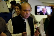 Sharif appears before court in remaining graft cases
