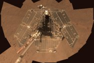 NASA's Opportunity Rover remains unreachable