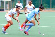 Indian eves eye Olympic berth