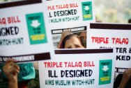 Drop triple talaq bill and its politics