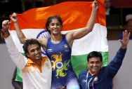 Another Phogat makes India proud