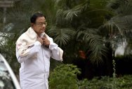 ED questions Chidambaram in Aircel-Maxis PMLA case