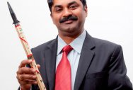 Satheesh Reddy appointed DRDO chief