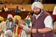 Congress not connected with 1984 riots: Amarinder