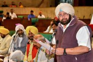 Amarinder names 4 Cong leaders 'involved' in 1984 riots