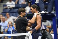 Everyone loves him: Nadal hails Ferrer