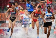 Sudha Singh clinches silver in 3000m steeplechase