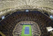 US Open's iconic venue names not for sale