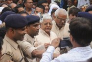 Lalu surrenders, may be shifted to RIMS-Ranchi
