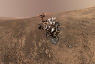 Mars dust storm clears, raising hope for NASA rover