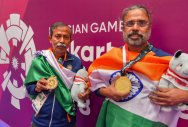 Bardhan, Sarkar win gold in bridge