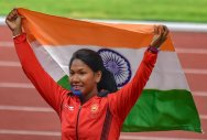 Athletics the force behind India