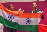 India puts up its best Asiad show
