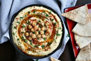 Goodness of humble hummus