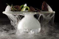 Reimagining food through molecular gastronomy