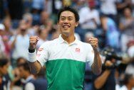 Djokovic to face Nishikori in semis