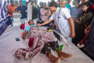 Hardik shifted to hospital on 14th day of quota fast