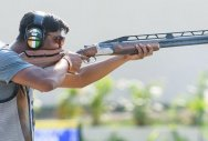 Mittal clinches double trap gold