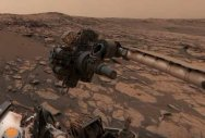 NASA's Curiosity rover captures panoramic view of Mars