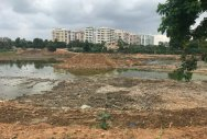 Relentless locals restore Iblur Lake to pristine beauty