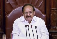 Venkaiah Naidu misses old day action