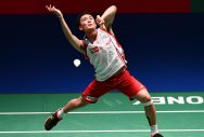 Momota reaches Japan Open final