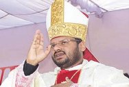 Rape accused bishop applies for anticipatory bail in HC