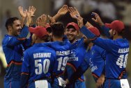 Afghanistan send Sri Lanka out of Asia Cup