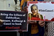 Four seek anticipatory bail in Gauri case